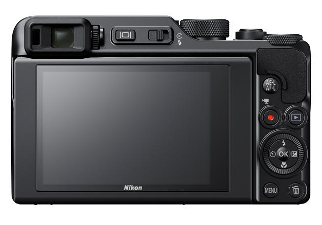 Nikon Coolpix A1000 tył