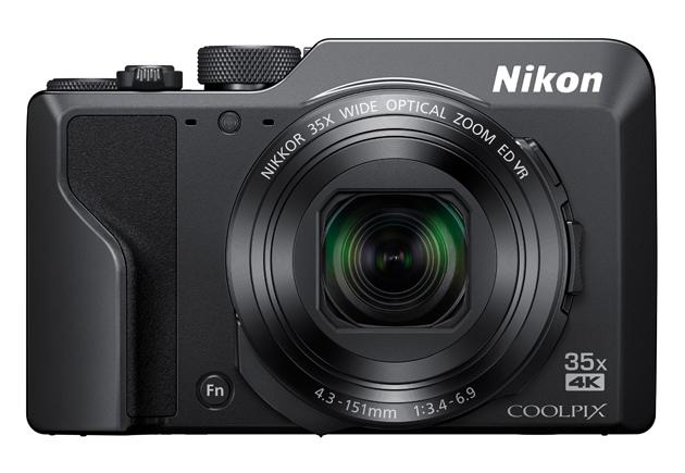 Nikon Coolpix A1000 przód