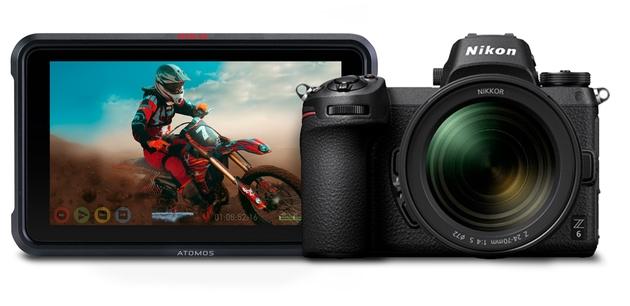 Nikon i wideo ProRes RAW