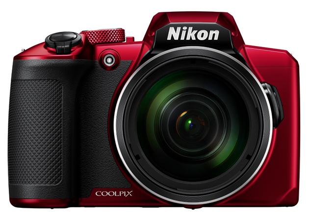 Nikon Coolpix B600 przód