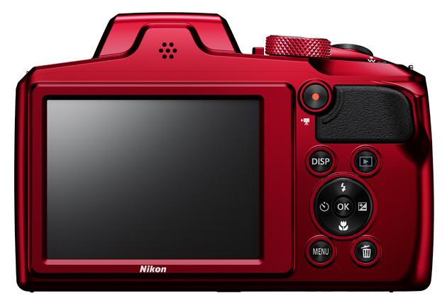 Nikon Coolpix B600 tyl