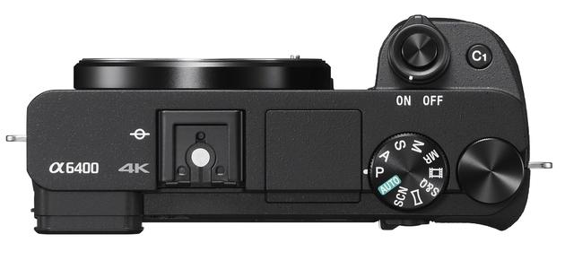 Sony A6400 góra