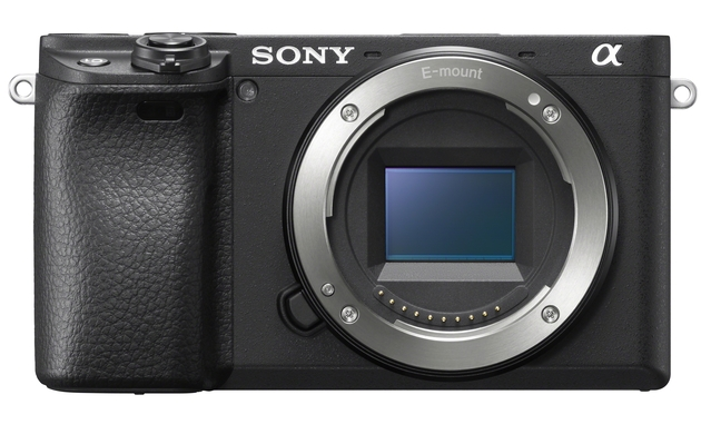 Sony A6400 przód