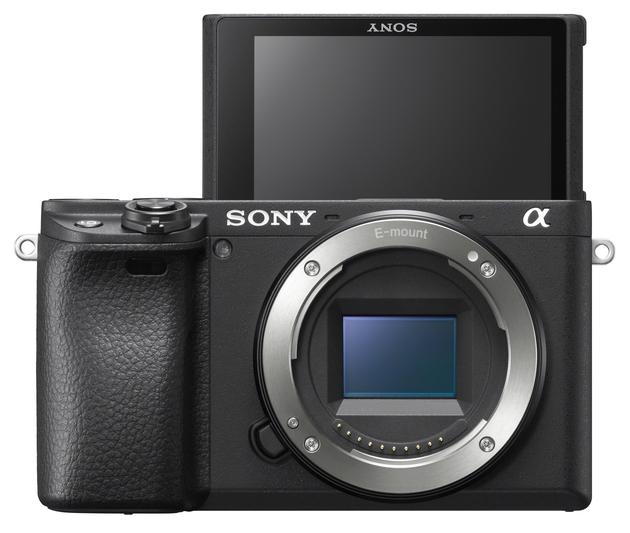 Sony A6400 selfie