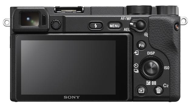 Sony A6400 tył