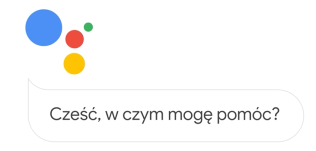 Asystent Google w języku polskim