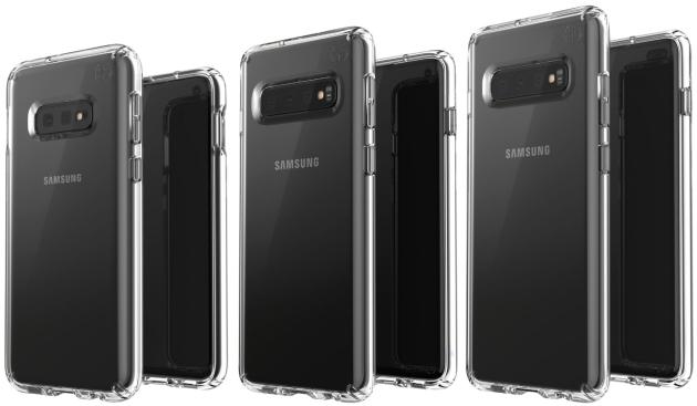 Galaxy S10, Galaxy S10+ i Galaxy S10 Lite