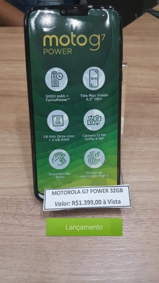 Moto G7 Power