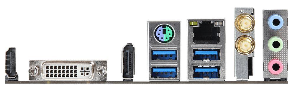 ASRock B365M-ITX/ac