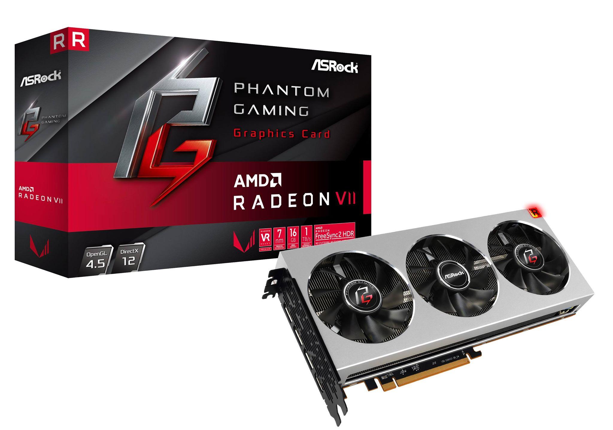ASRock Phantom Gaming Radeon VII