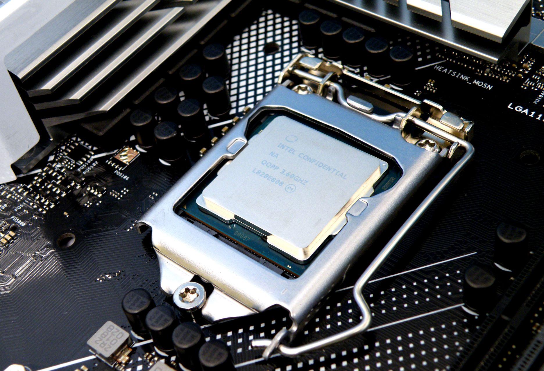 Intel Core i9-9900K ES