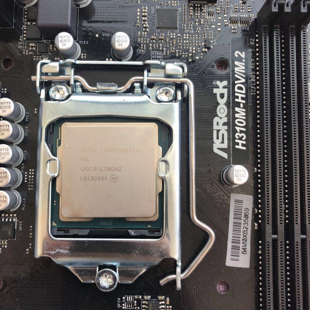 Intel Core i9-9900T ES