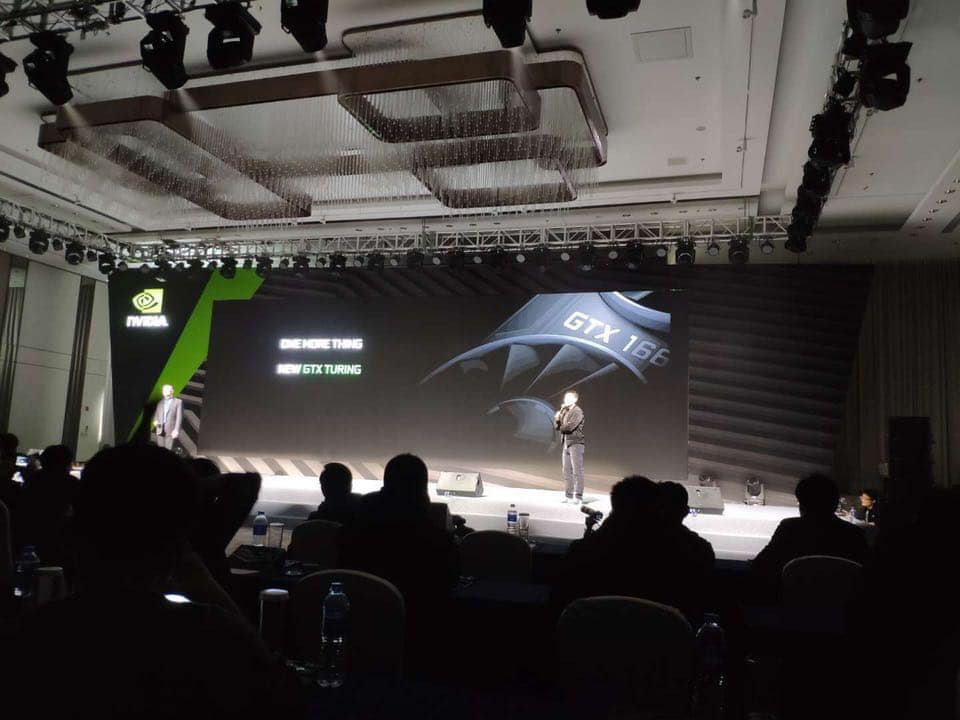 Nvidia GeForce GTX Turing