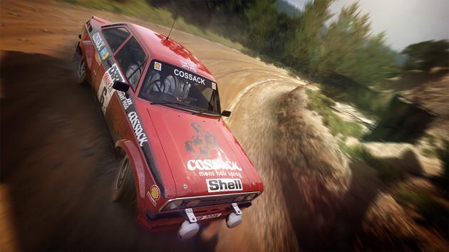 Dirt Rally 2.0 degradacja