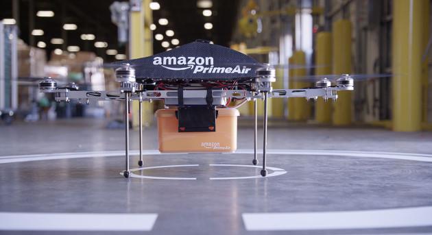 dron Amazon Prime
