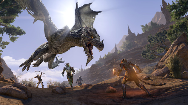 The Elder Scrolls Online: Elsweyr screen