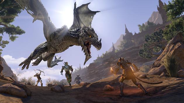 The Elder Scrolls Online: Elsweyr screen