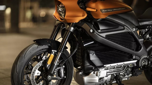 Harley-Davidson LiveWire bok
