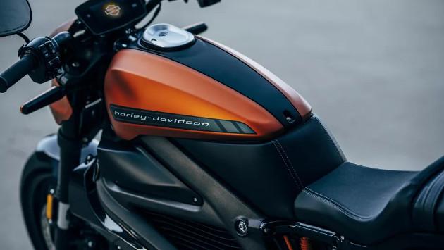 Harley-Davidson LiveWire kierownica