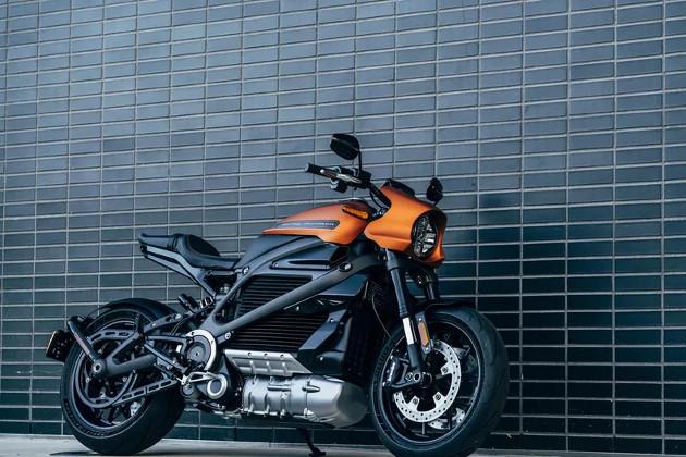 Harley-Davidson LiveWire wygląd