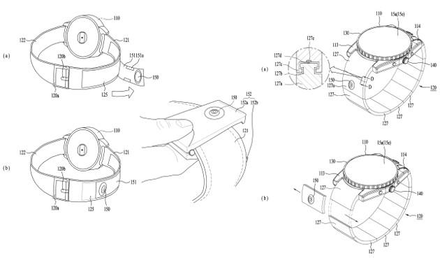 LG smartwatch patent 01