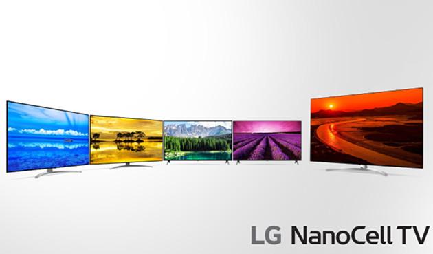 LG 2019TV NanoCell
