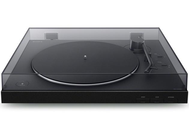Sony CES gramofon