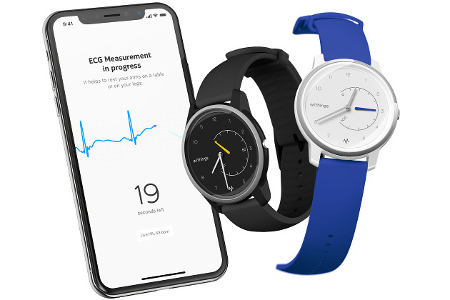 Withings Move EKG