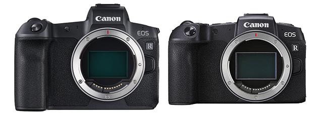 Canon EOS R i EOS RP