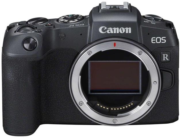 Canon EOS RP Sensor
