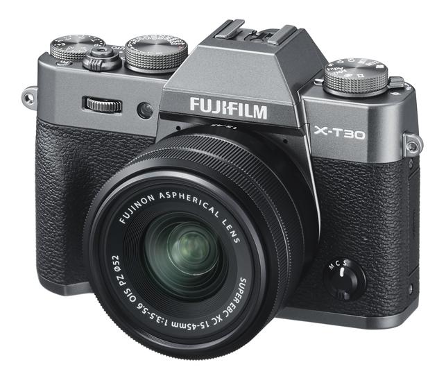 Fujifilm X-T30 przód bok