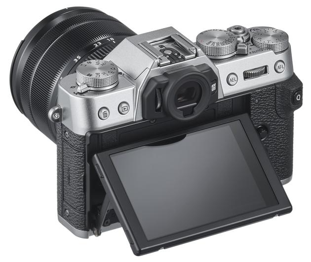 Fujifilm X-T30 tył bok