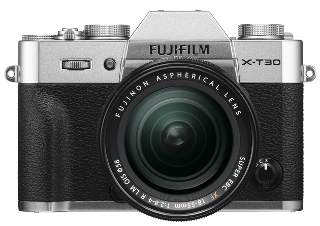 Fujifilm X-T30 przód