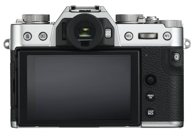 Fujifilm X-T30 tył