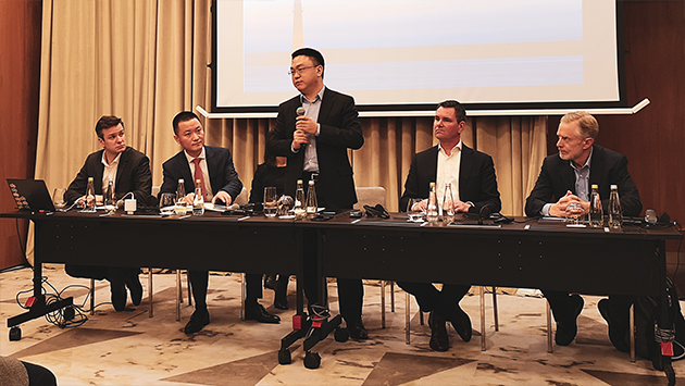 Huawei konferencja