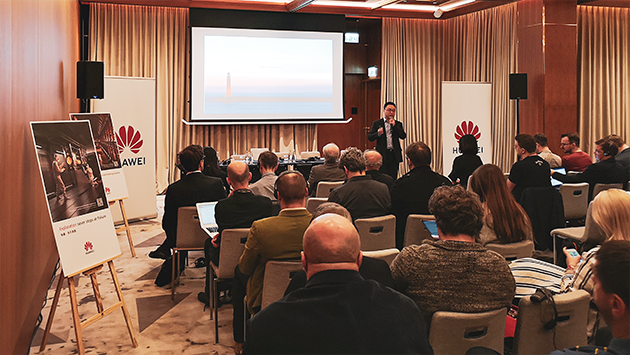 Huawei konferencja 2