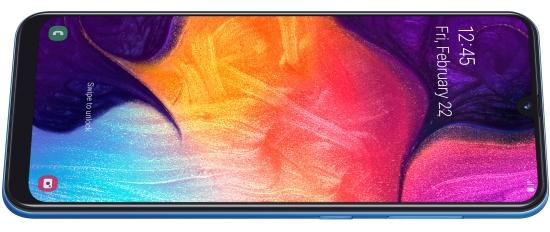 Galaxy A30 i Galaxy A50