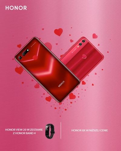 Honor Walentynki