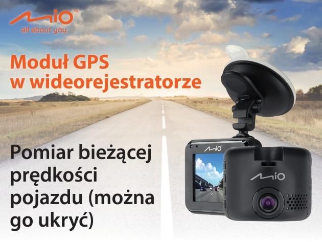 Wideorejestrator GPS
