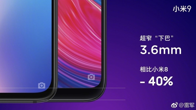Xiaomi Mi 9 ekran