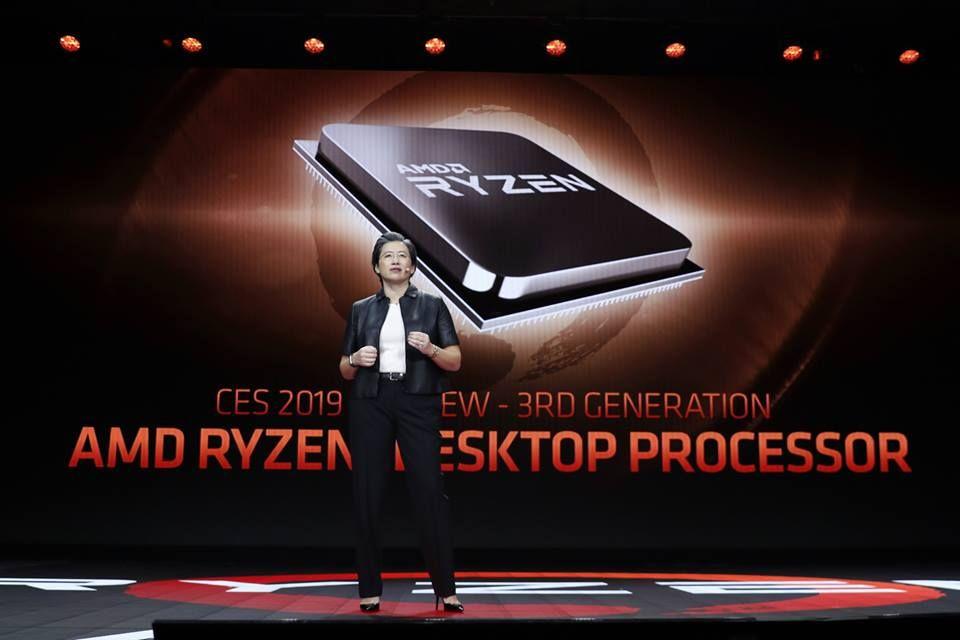 AMD Ryzen - zapowiedź procesorów