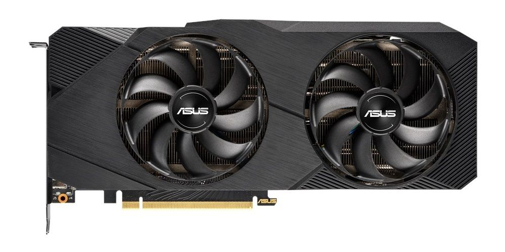ASUS Dual GeForce RTX 2080 EVO 8GB