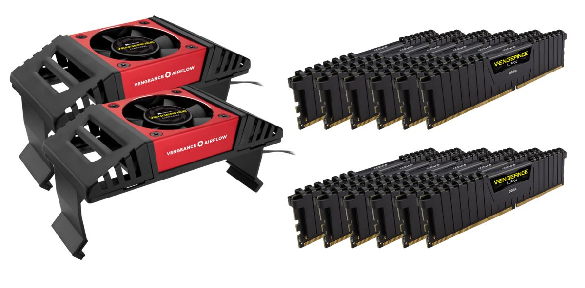 Corsair Vengeance LPX 128 GB