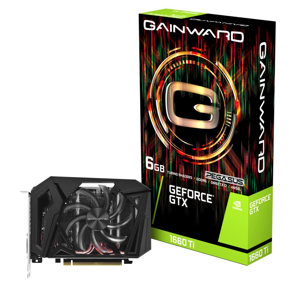 Gainward GeForce GTX 1660 Ti Pegasus