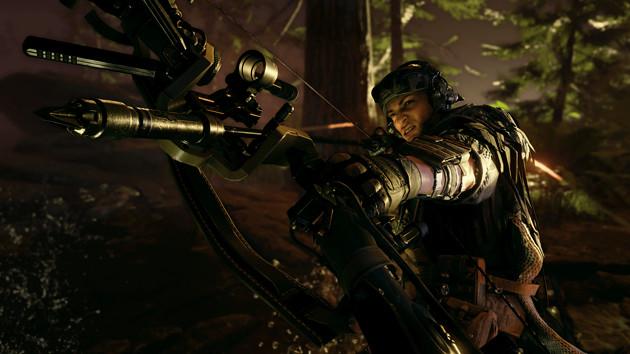 Black Ops 4 Wielki skok Outrider