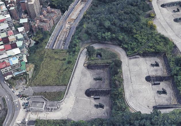 Google Maps Tajwan