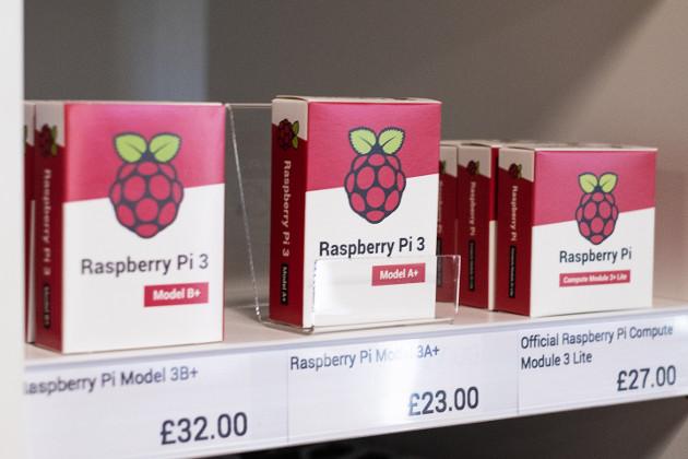 Raspberry Pi Store płytki