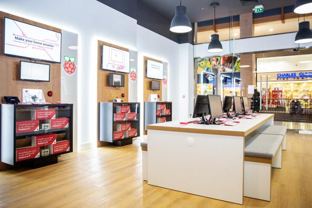 Raspberry Pi Store sklep