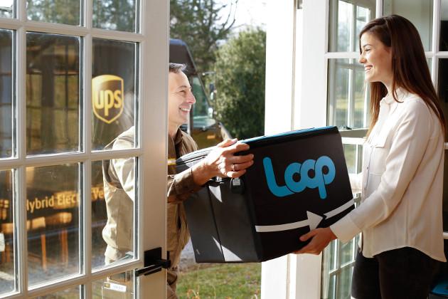 UPS Loop
