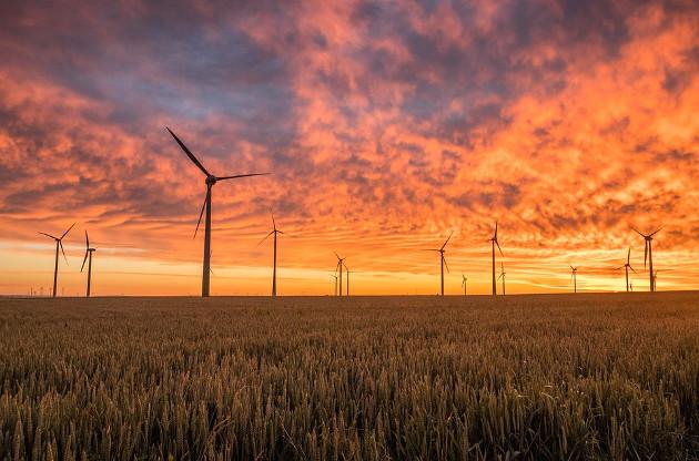 Wiatr turbiny